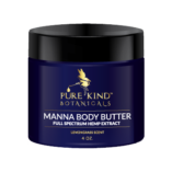 CBD Body Butter Lemongrass