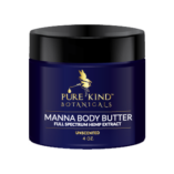 CBD Manna Body Butter Unscented
